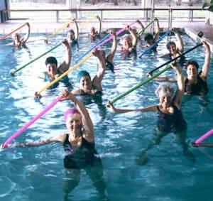 Angebote Senioren Wassergymn M