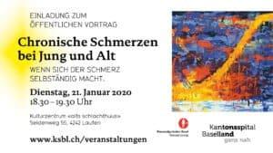 La M10016 Chronische Schmerzen  Ad Screen Schmerztherapie 01 2020
