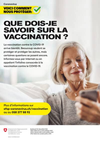 Info Vaccination OFSP