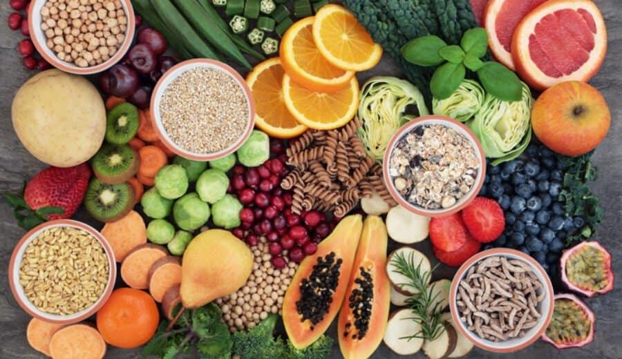 Food Nahrungsfasern