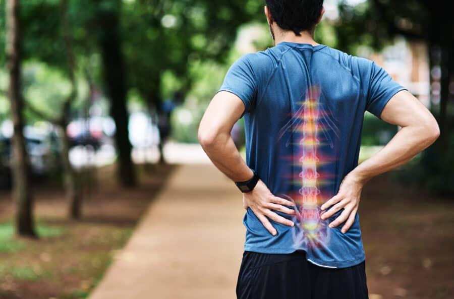 Visual Rückenreport