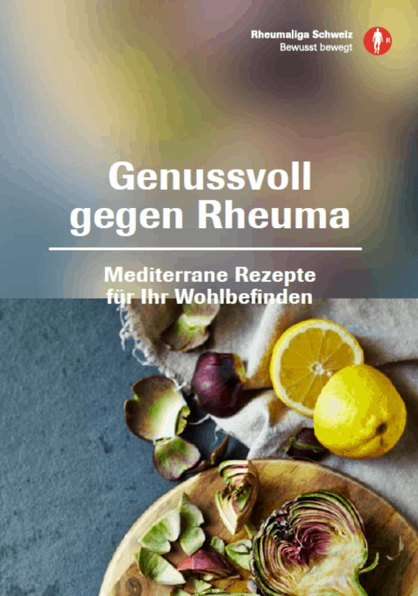Cover Genussvoll gegen Rheuma