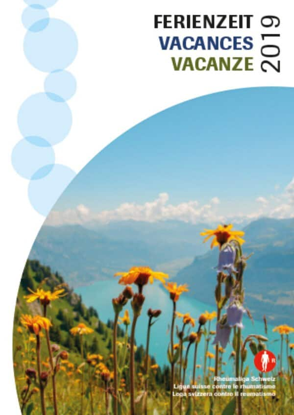 Ferienzeit Vacances Vacanze 2019 Cover Neu