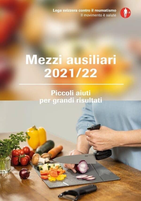 Mezzi ausiliari 2021 22 Cover