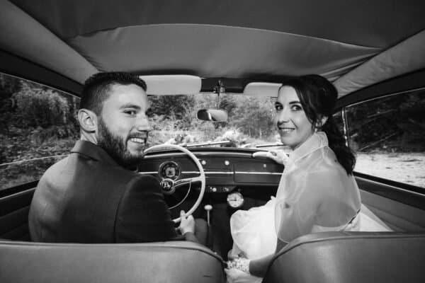 Nadine Rheme und ihr Ehemann