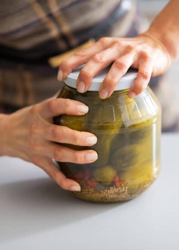 Rhizarthrose Gurkenglas