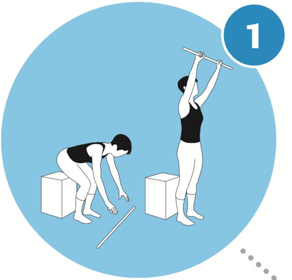 Exercise après lumbago 1