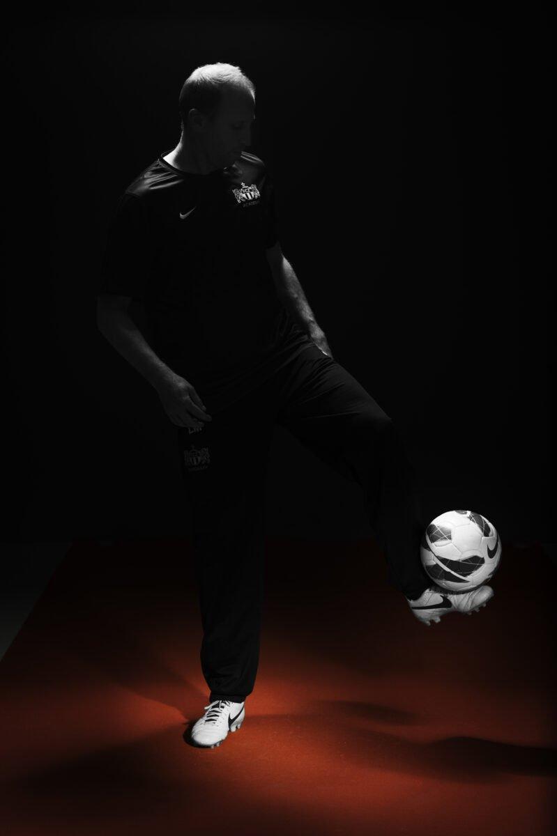 Ludovic Magnin, Ex-Profifussballer und Nachwuchstrainer «Sie springen, kicken, dribbeln und treffen ins Tor: Füsse verdienen einen Pokal.»