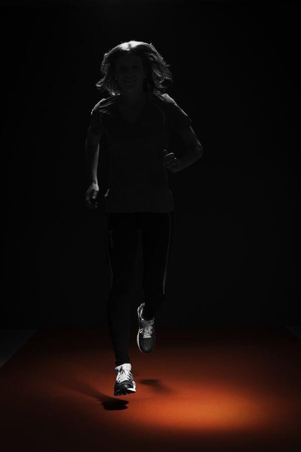 Simone Niggli-Luder, OL-Weltmeisterin «Sei beweglich mit den Füssen – und mit dem Kopf!»