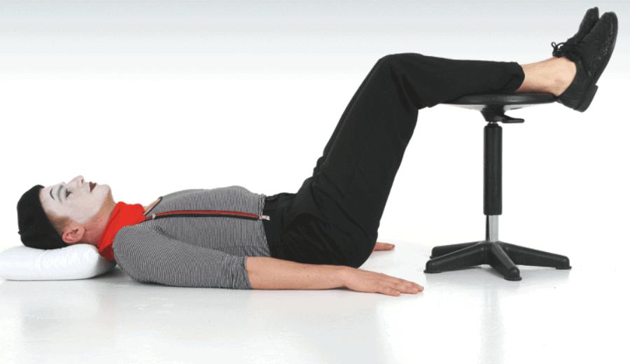 Pantomime: Rücken-Tipps