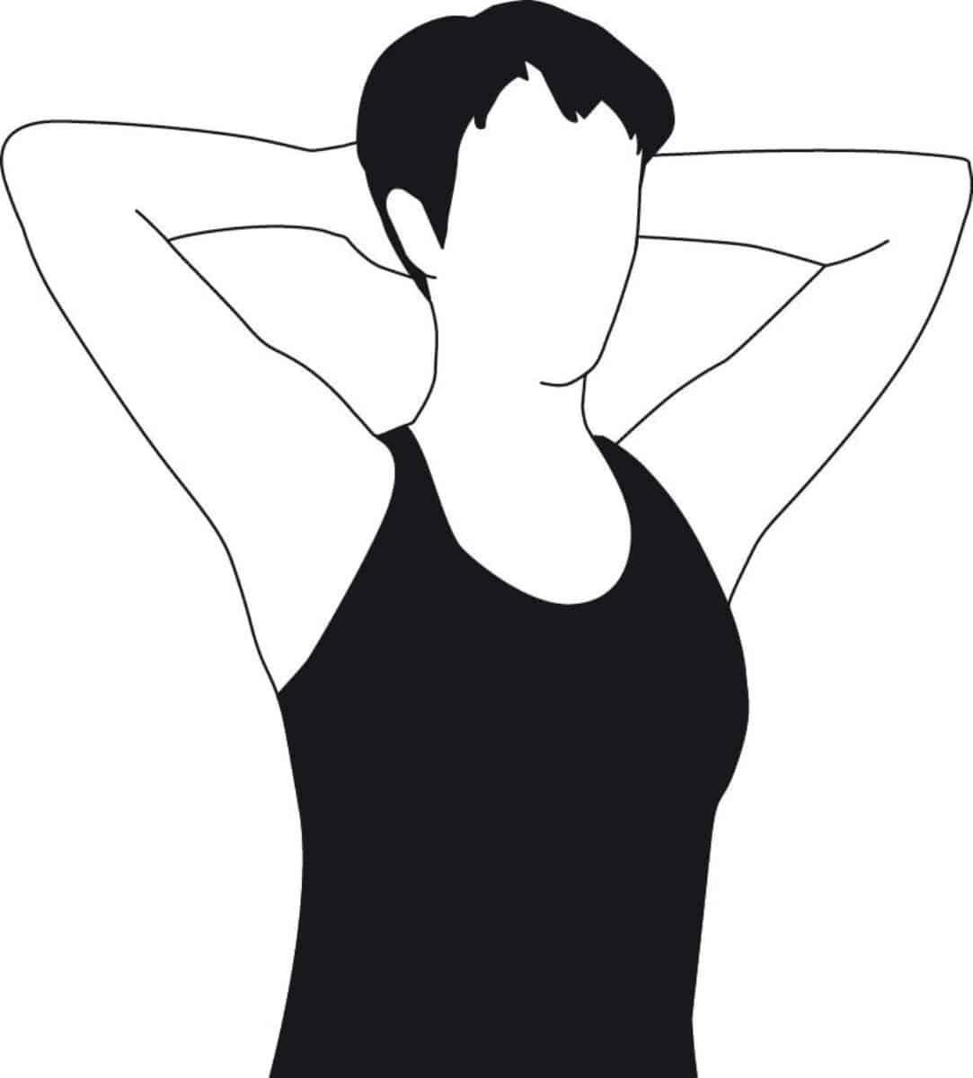 Schulter-Übung 2 - Ausgangsposition