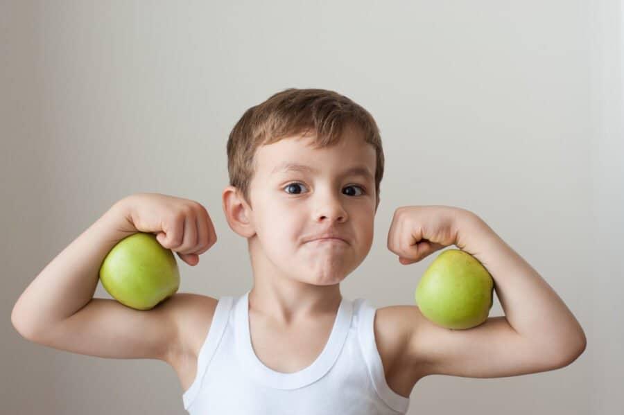 Fitness für die Schultern