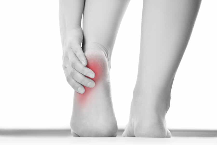 Douleurs de pied