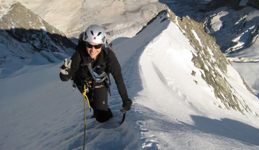 Alpinistin