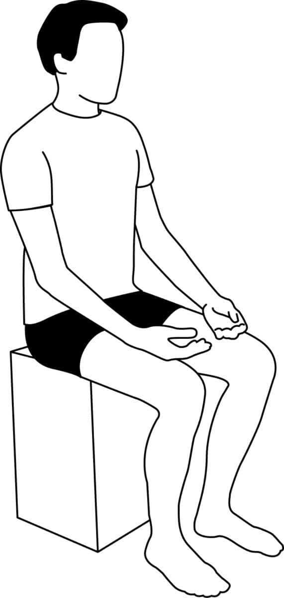 Nacken Übung 1a