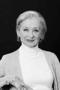 Heidi Maria Glössner: Nur mit gesunden Hüften gelingt der perfekte Auftritt.