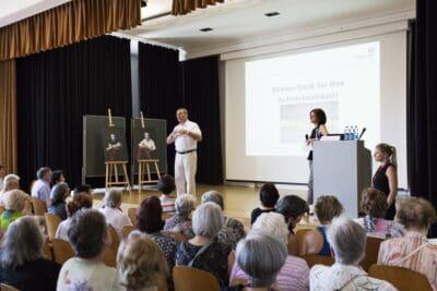 Gesundheitstag im Zürcher Volkshaus 2015