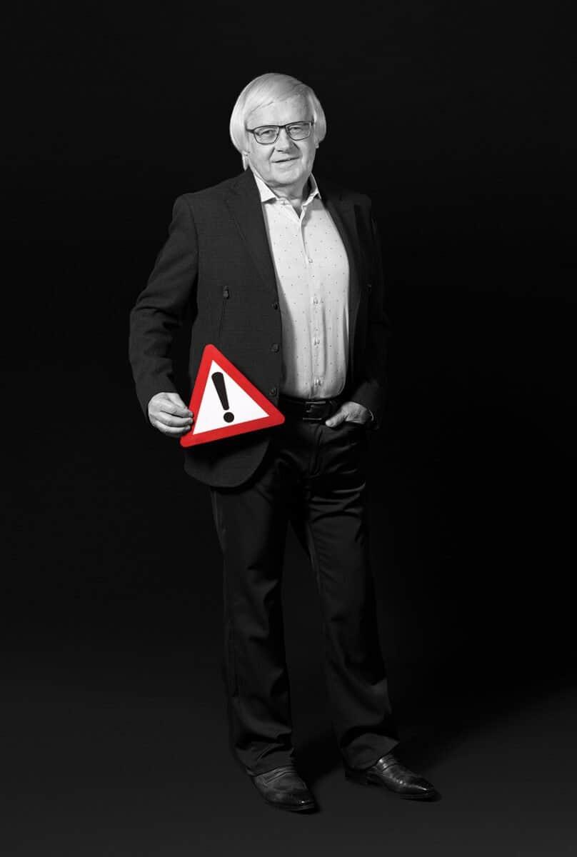 Gilbert Gress: Un infortunio all'anca ti mette velocemente fuori gioco. È importante una prevenzione precoce per continuare a giocare a lungo.