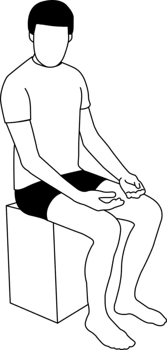Nacken Übung 2b