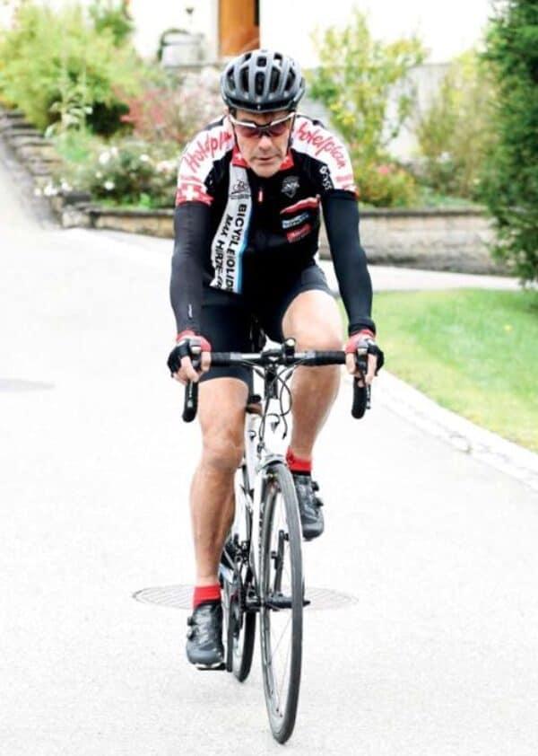 Gerhard Stampfler Rennrad