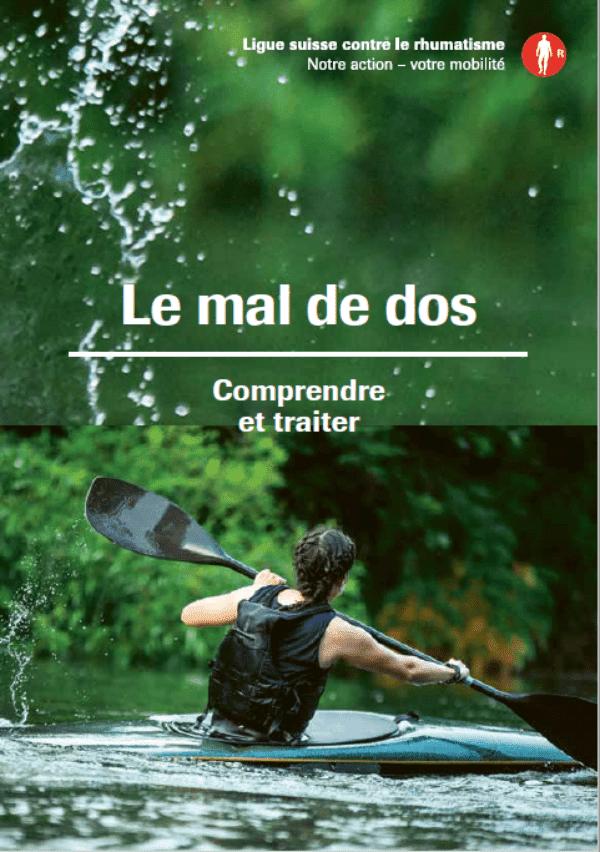 Le Mal De Dos 2020 Cover