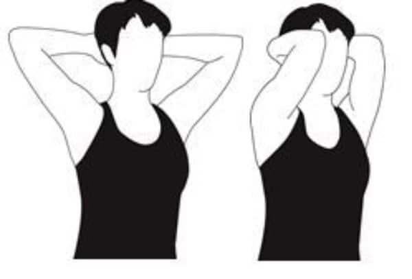 Piktogramm Schulteruebung