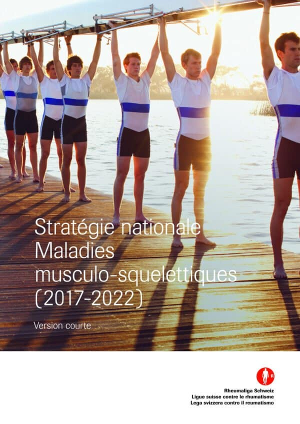 Strategie Nationale Maladies Musculo Squelletiques
