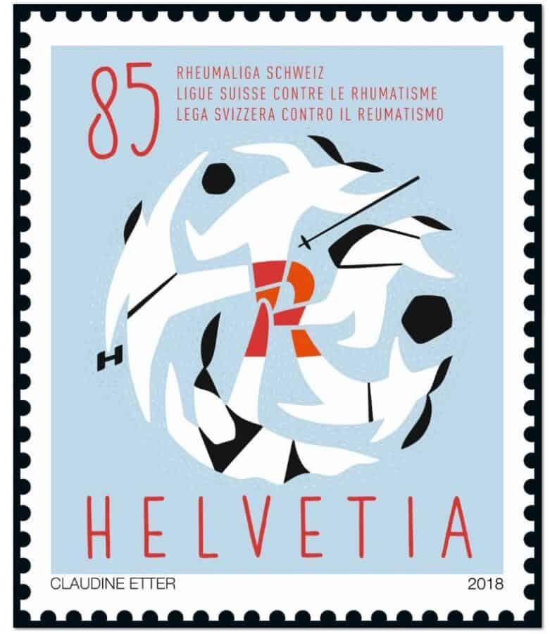 Briefmarke60 Jahre