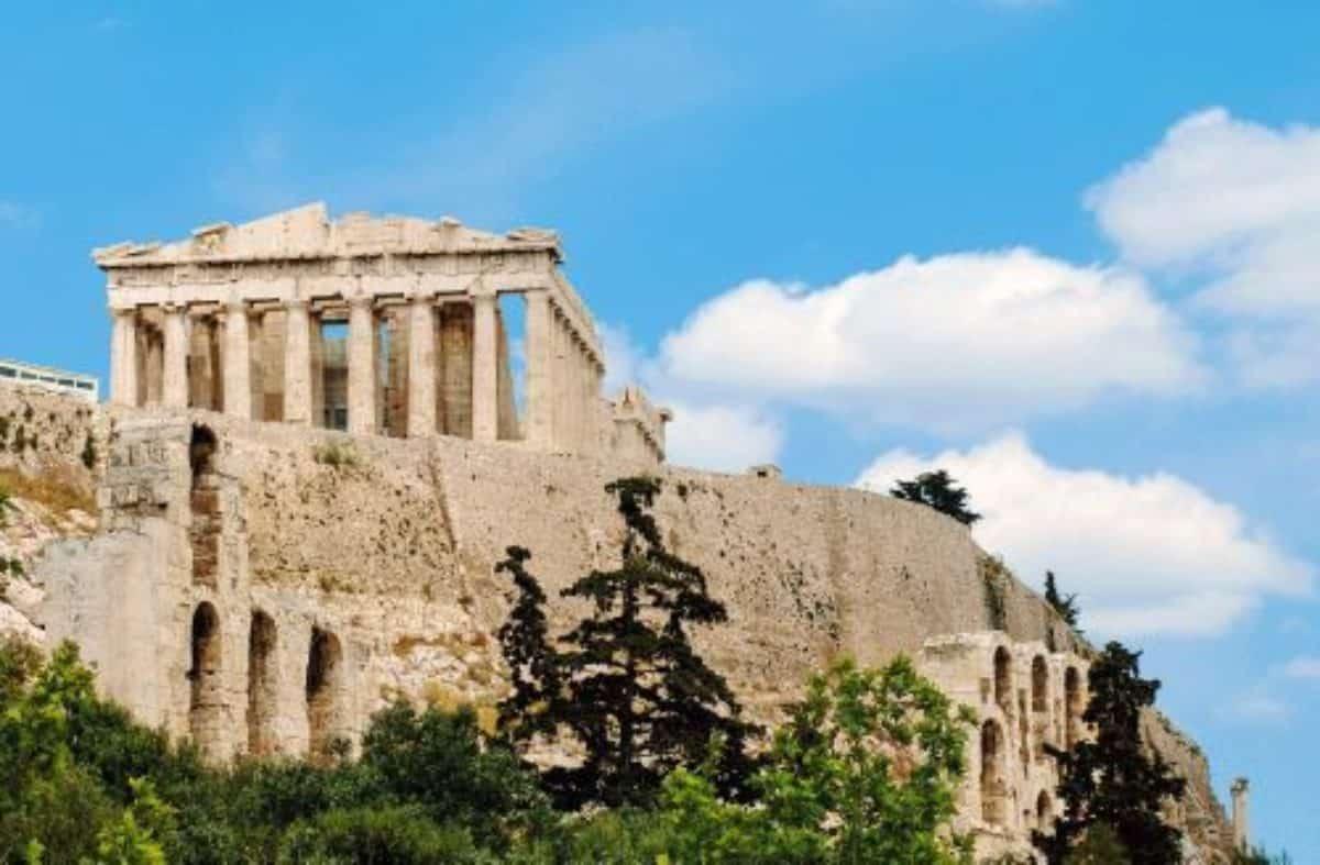 Athènes Acropolis