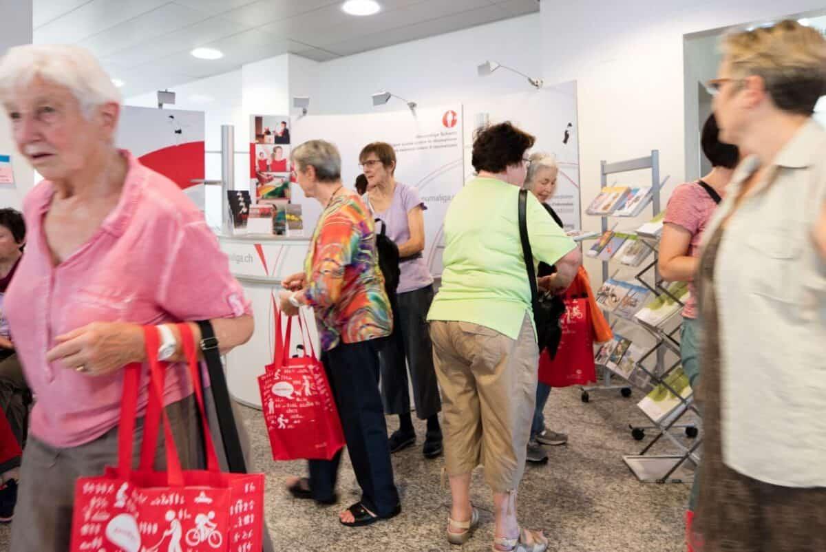 Gesundheitstag in Zürich