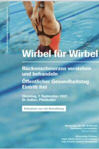 Titelbild Flyer Gesundheitstag St. Gallen