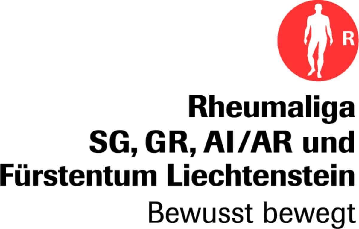 Logo Rheumaliga SG, GR, AI/AR und FL