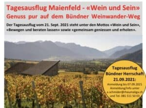 Bild Ausflug Maienfeld