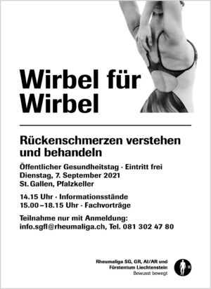 Gesundheitstag St. Gallen