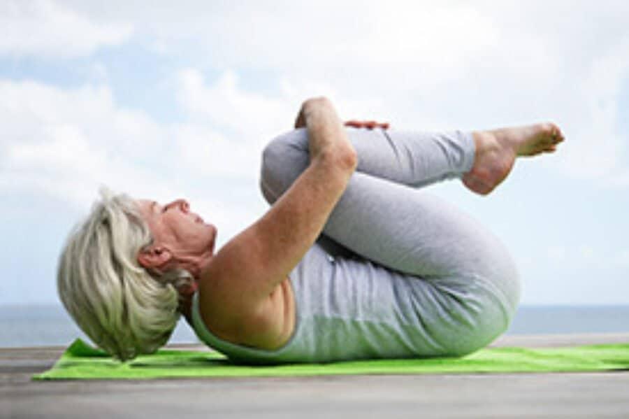 Yogakleines Bild