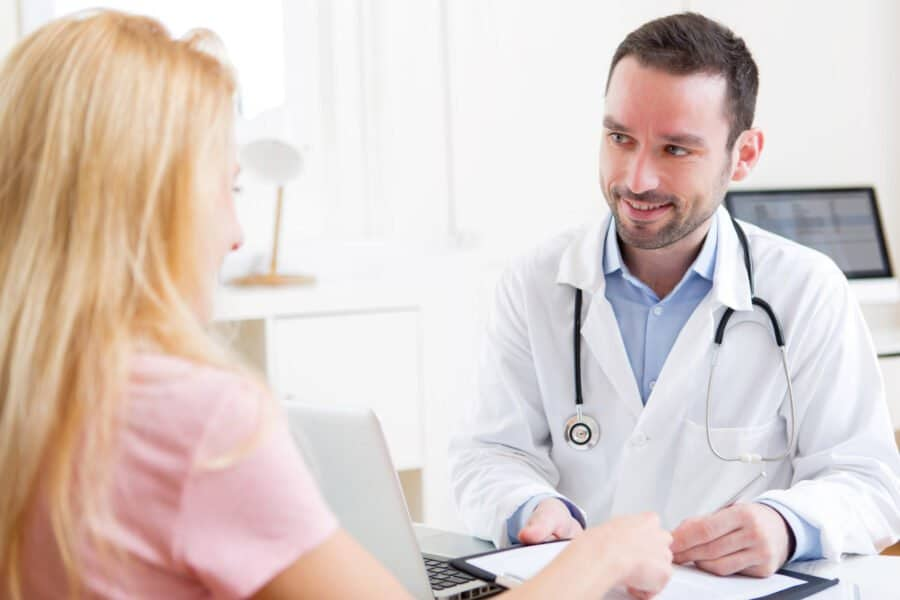 Ärztliche Beratung