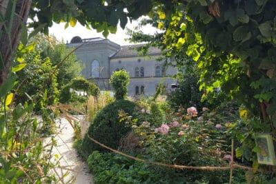 1 Labyrinthgarten