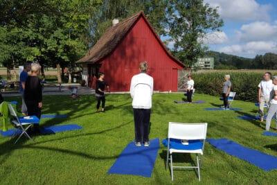 1 Mo Yoga Sommertreff