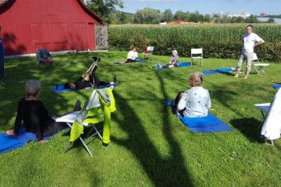 2 Mo Yoga Sommertreff