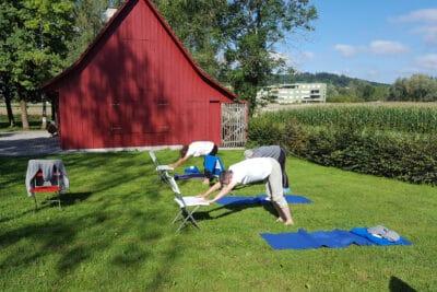 3 Mo Yoga Sommertreff