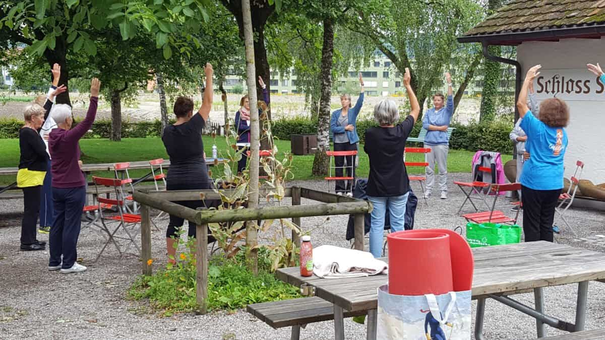 7 Mi Pilates Sommertreff
