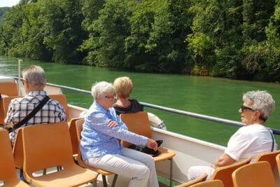 Schifffahrt Rhein 4