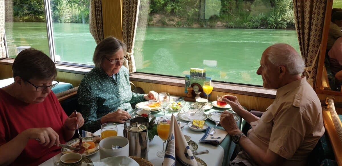 Schifffahrt Rhein 2