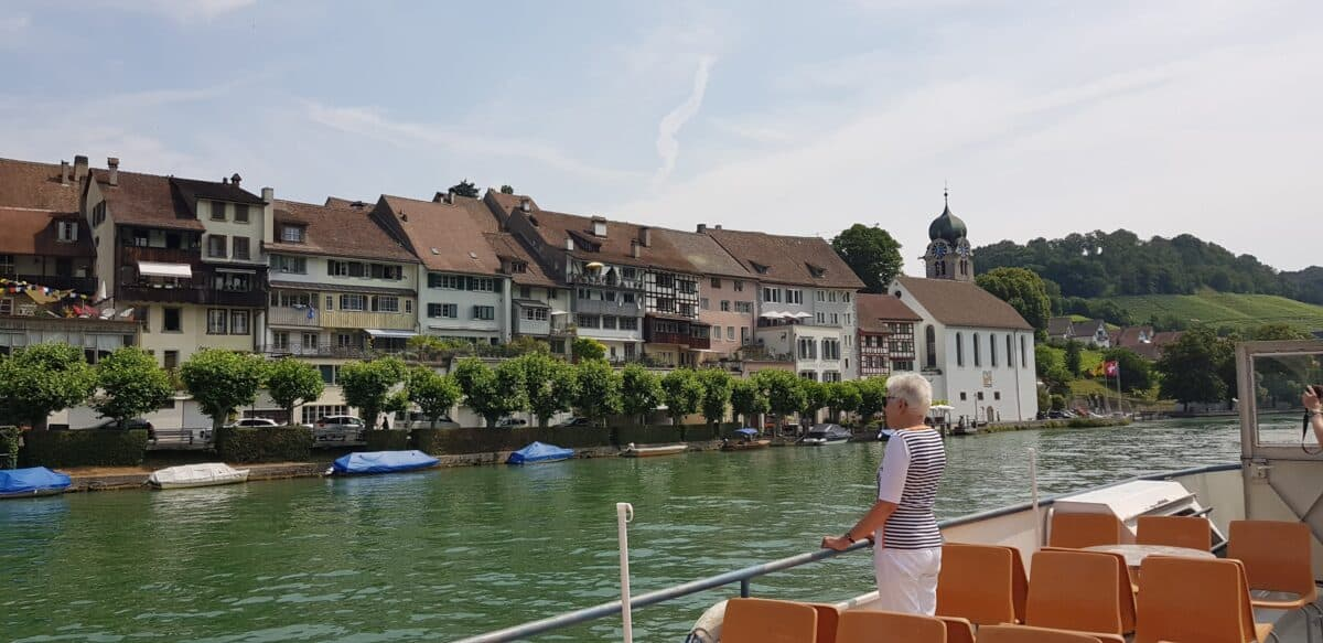 Schifffahrt Rhein 3