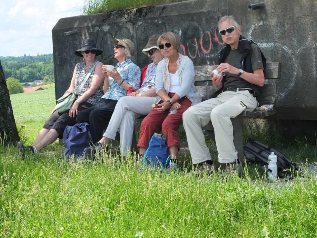 Wanderung Steinam Rhein 5