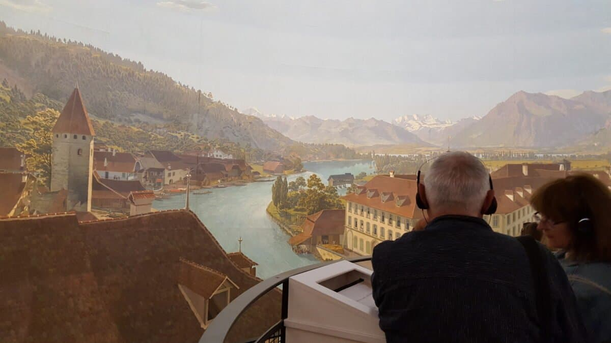 Thun Panorama 2