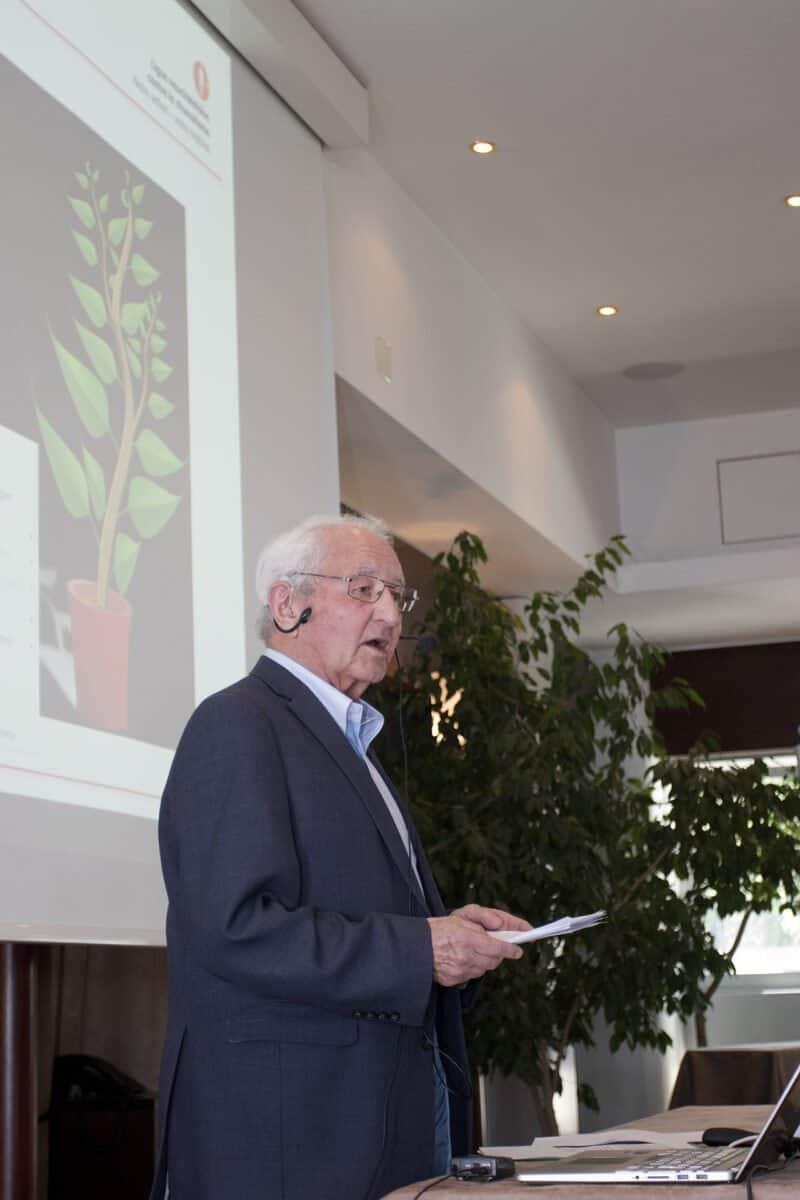 Discours de François Jeanneret, ancien conseiller d'Etat et conseiller national, président fondateur de la Ligue neuchâteloise contre le rhumatisme