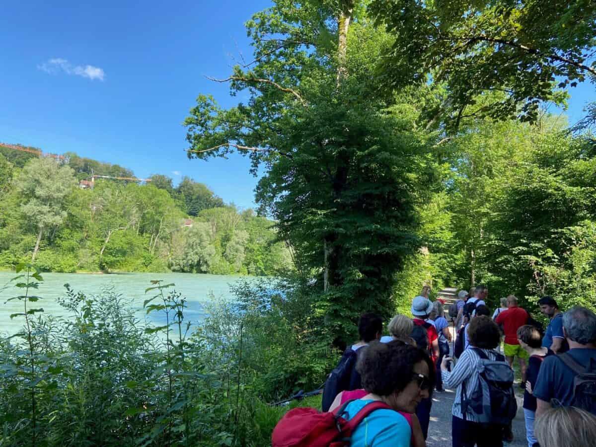 Wandernacht Bern 7