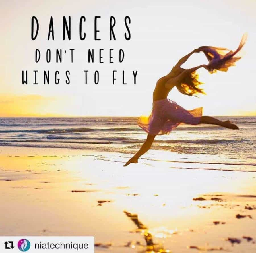 Dancers Dont Need Wings