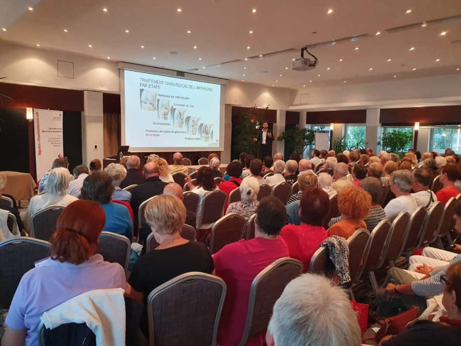 Photo Conference Ne Dr Vincent Villa Chirurgien